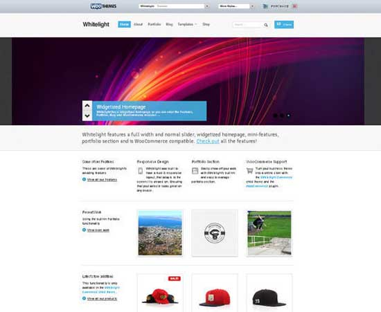 Wordpress Themes Responsive