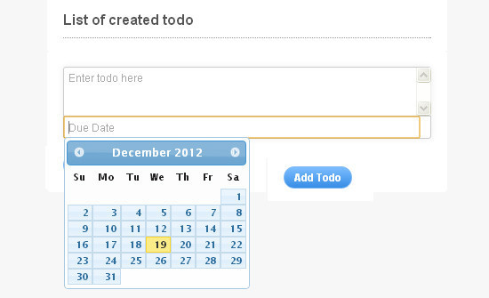 How to Build a ToDo Application with Web SQL and jQuery