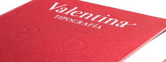 Valentina typeface [free font]