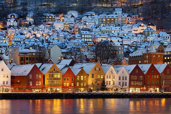 12-Bryggen In Bergen