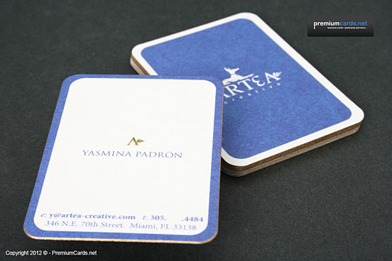 17-Artea Creative Business Cards