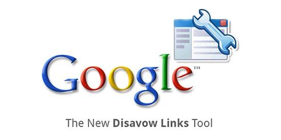 5. Link Disavow Tool