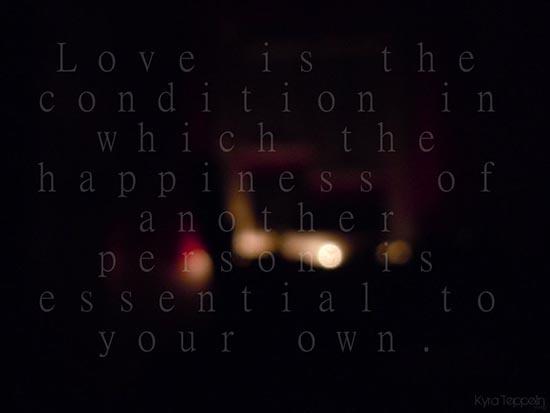 6-Love Quote