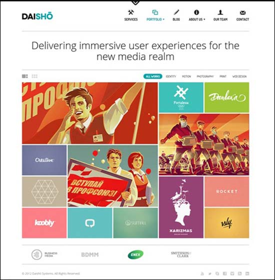 6-daisho-flexible-wordpress-portfolio-theme