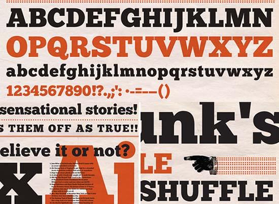 Chunkfive-font