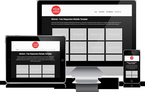 Free And Responsive Website Templates - Simple responsive website templates free download