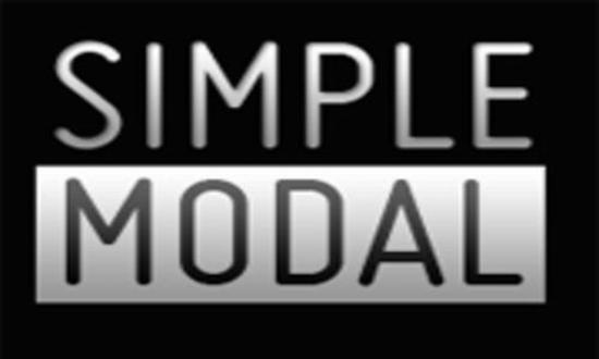 SimpleModal by eric