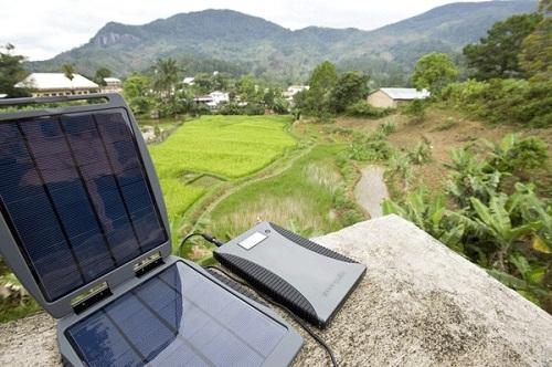 Solargorilla Solar Laptop Charger
