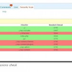 WP Security Scan