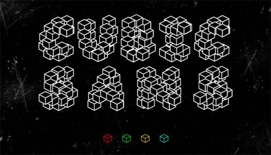cubicsans-font