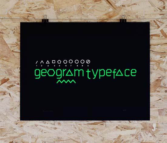 geogramfont