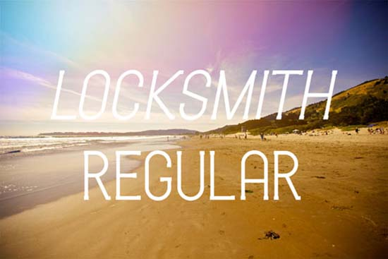 locksmithfont