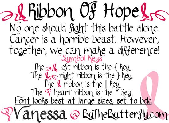 10) RibbonOfhope