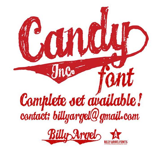 15) candy