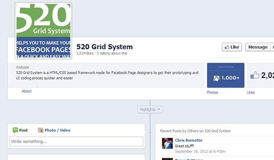 520 Grid System