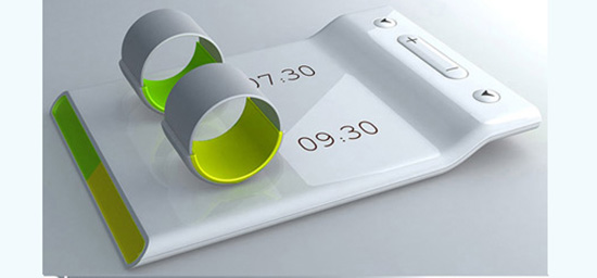 Alarming Ring Concept
