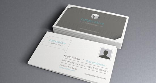 Corporate Business Card Vol 2