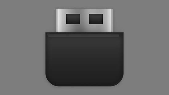 Create_a_USB_Key_ Icon_in_Photoshop