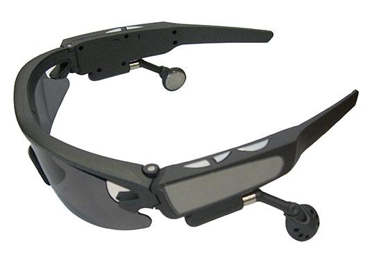 Digital Music Sunglasse