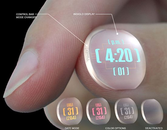 Disposable Nail Watch