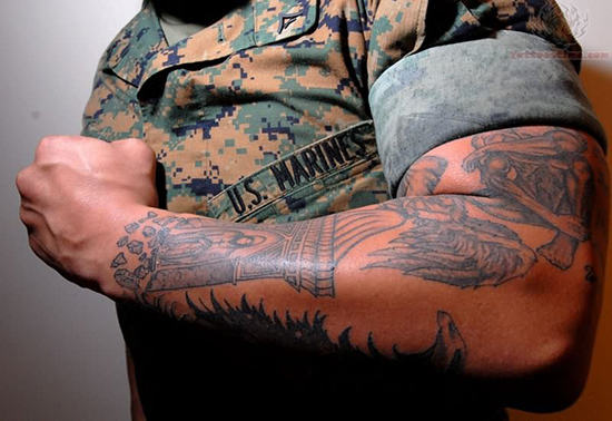 35 Amazing Full sleeve Tattoo Designs
