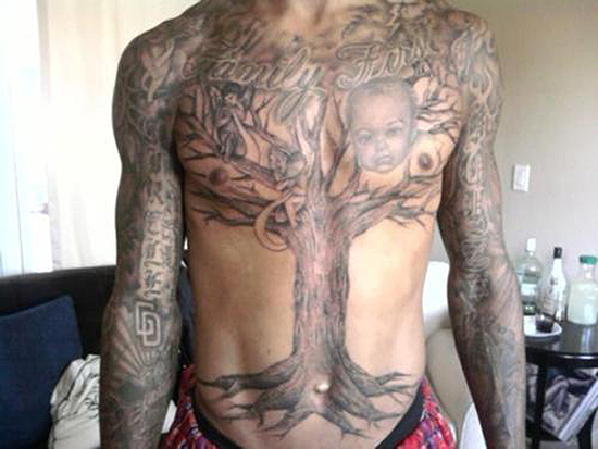 FULL SLEEVE TATTOO 20