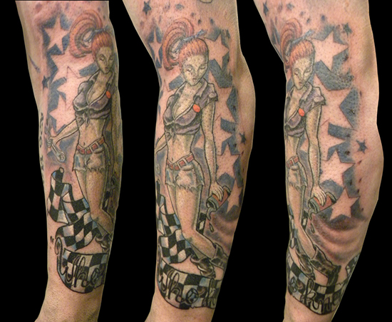 FULL SLEEVE TATTOO 7