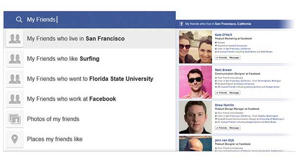 Facebook Graph Search - How Privacy Works
