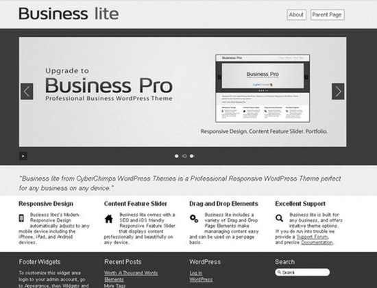 Freebusinesstheme11