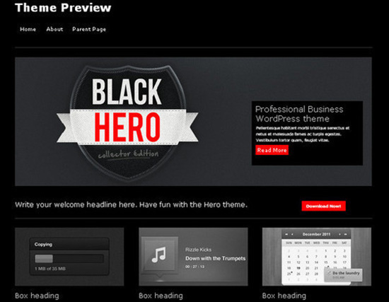 Freebusinesstheme23