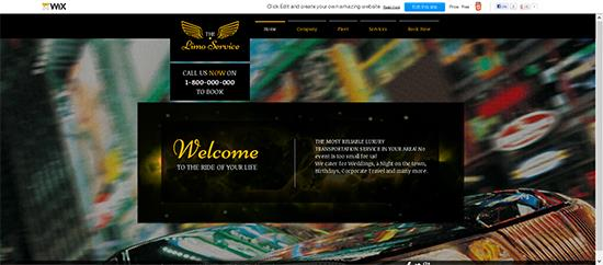 Limo-Services-templates