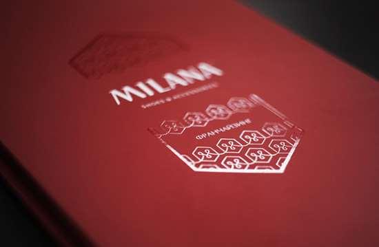 Milana. Brochure
