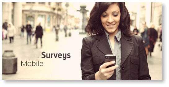 Mobile Survey Apps
