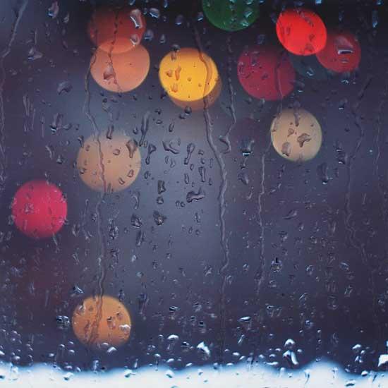 Rainy-Bokeh