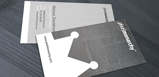 Simplicity Style Business Card