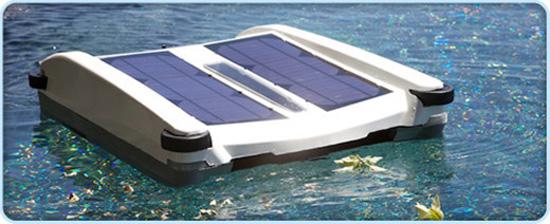 Solar-Breeze Robot