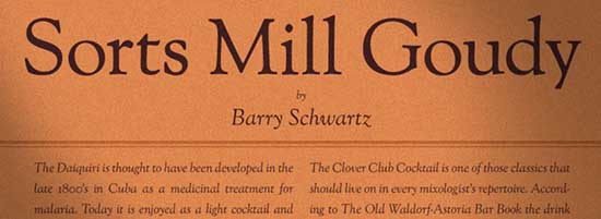 Sorts Mill Goudy