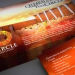 The Circle Events Place Corporate Identity