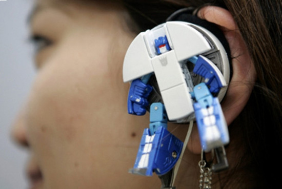 Transformer Earphone
