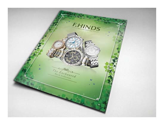 F.Hinds - Spring Brochure 2013