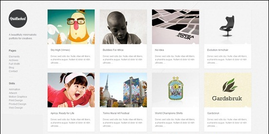 gridlocked-pinterest-theme