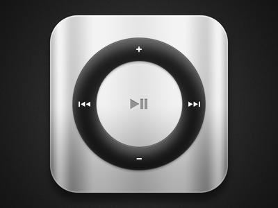 iPod Shuffle icon