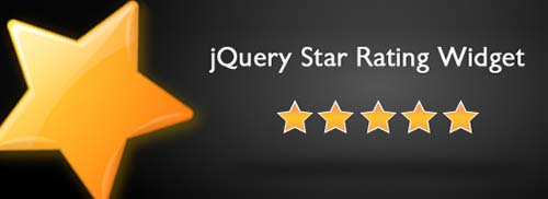 11. Star Rating plugin