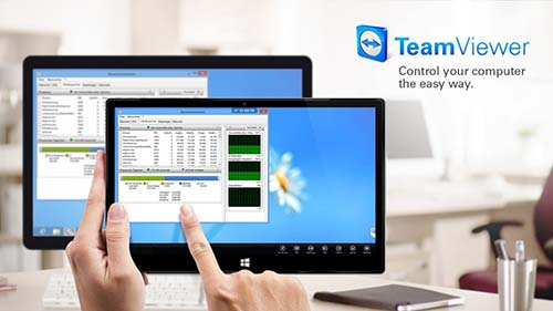 14. TeamViewer Touch