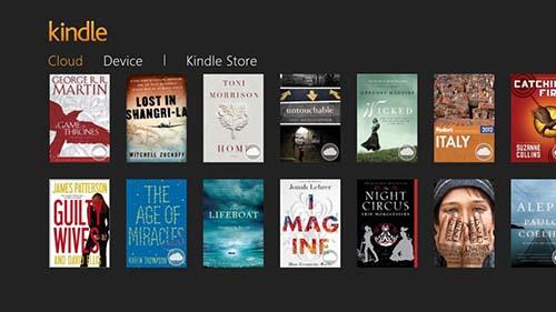 23. Kindle