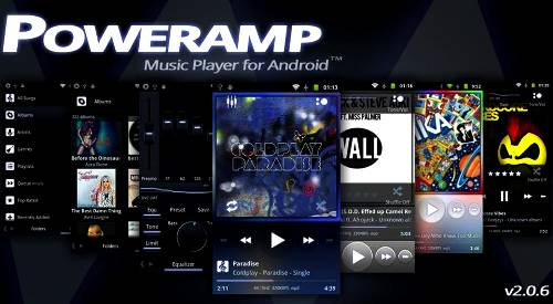 3. Poweramp Music Player