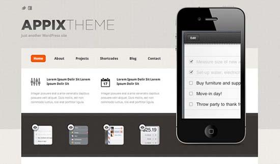 Appix Theme