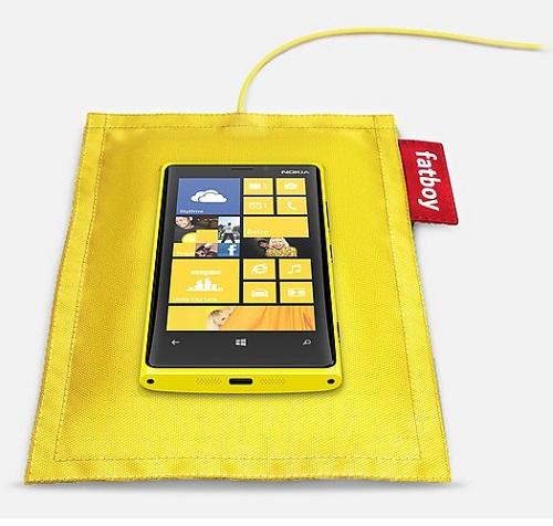 Nokia Fatboy Pillow Charger