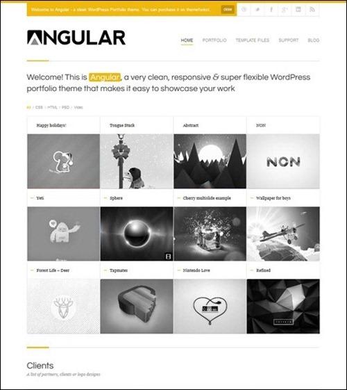 angular-wordpress-responsive-portfolio-theme