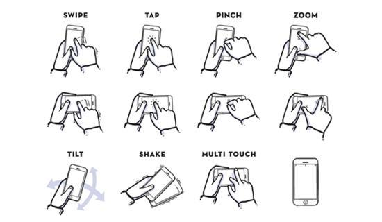 touch-swipe